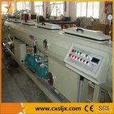 Cadena de producción de la protuberancia del tubo del HDPE del PE cadena de producción del tubo de /HDPE