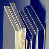 Comitato composito di alluminio (opaco) del poliestere (ALB-050)
