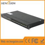 26ギガビットポートによって管理される企業SFP Fxのイーサネットスイッチ