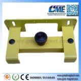 プレキャストコンクリートの型枠のための閉める磁石