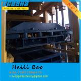 Exporté vers la machine de fabrication de brique de générateur de machine de bloc concret de l'île fidji