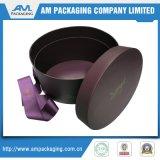 カスタムペーパーギフト用の箱の円形の管の花のギフト用の箱の包装