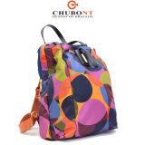 Chubontの方法バックパックは女性のための混合されたカラーを詰める