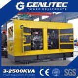 Weifangリカルド100kVAの無声ディーゼル発電機ATS (12kVA-250kVA)