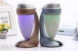 De kleurrijke LEIDENE Draadloze Spreker van de Lamp voor Slaapkamer