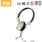 Cuffie stereo calde del calcolatore portatile di vendita Hz-417 con il microfono