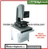 Machine de mesure visuelle manuelle avec le Tableau