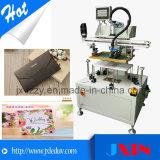Máquina automática de la impresión de la pantalla plana de la cama para la camiseta / la ropa / la ropa / la tela / la no tejida / la película plástica / el cuero / los zapatos Vamp / el deslizador / la ropa de Oxford