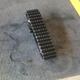 Trilha de borracha Systemycl-130 para escadas Wheelschairs