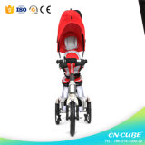 2017人の新式の子供の自転車のベビーカー