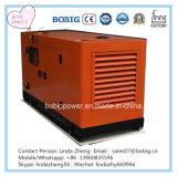 генератор 100kw 125kVA молчком открытый тепловозный с Чумминс Енгине 6BTA5.9-G2