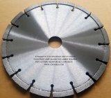 Diamante Laser Tuck Ponto Lâminas para corte de mármore e Pranite