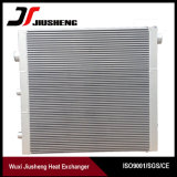Qualité assurée nageoire de la plaque Échangeur de chaleur du compresseur