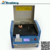 Essai portatif automatique de delta de Tan de perte diélectrique de pétrole d'isolation de transformateur