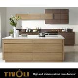 Tivoliの現代ラッカー赤い食器棚Tivo-0135V