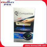 Mobile Phone Portable Travel Carregador universal sem fio para Samsung Galaxy S6