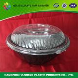 Gute Qualität und bester Verkauf des Haustier-Salat-Filterglocke-Behälters mit Kappe