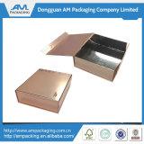 Boîte d'emballage d'huile essentielle en carton personnalisé avec bac intérieur
