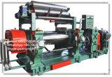 Double moulin de mélange de roulis en caoutchouc deux de l'arbre Xk-450 avec le mélangeur courant automatique