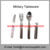 L'armée Knife-Army Fork-Army Spoon-Camping Cutlery-Army couverts
