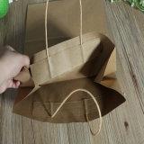 Packpapier-Beutel mit buntem Druck für das Kleidung-Verpacken