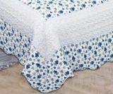 Edredão de pigmento colcha impressa de microfibra / tecido de algodão