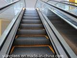 vidro endurecido e laminado da segurança de 10mm do elevador