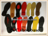 Semelles de chaussures en PVC automatique Machine d'injection