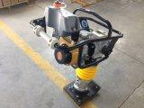 Бензиновый двигатель подбивки шпал для строительства Rammer использовать