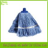 Prémio de fio azul que exerçam a Cabeça de esfregona extremidade cortada Mop