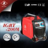 Máquina de soldadura esperta do inversor MMA (IGBT-120M/140M/160M)