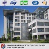 Construction préfabriquée de structure métallique de vente chaude pour le marché de Moyen-Orient
