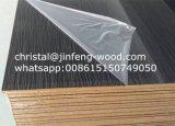 ISO9001: 2008 MDF van het Vernisje van de Vlakte of van Melmaine MDF/Slotwall/HDF/Wood