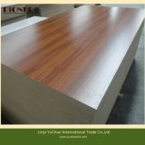 1220X2440X18mm Melamine MDF with White Color Melamine for Furniture