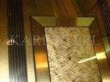 430 l'acier inoxydable Ket005 a repéré la feuille pour des matériaux de décoration
