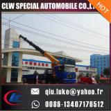 290HP 8X4 기중기를 가진 트럭에 의하여 거치되는 기중기 또는 중국 트럭 또는 트럭