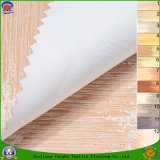 Materia textil casera que se reúne la tela tejida apagón impermeable del poliester del franco para la cortina