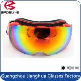 De aangepaste Lens van de Anti van de Mist van de Winter van de Riem Sferische Dubbele van de Sneeuw Beschermende brillen van de Sporten Unisex-