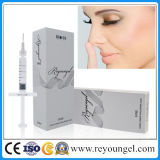 Enchimento cutâneo Derm 2.0ml do ácido hialurónico da fonte da fábrica do ISO