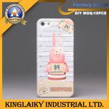 De nieuwe Gevallen van de Telefoon van de Cel van het Ontwerp TPU voor iPhone MOQ 10PCS (ki-012)