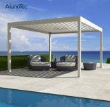 Aluminiumpergola-Entwurf beigefügt zum Haus