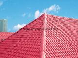 Nuevo material de construcción sintética de resina de terracota de azulejos