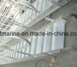 Superqualität kundenspezifische Marinealuminiumpassage-Strichleiter