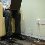 adapter-Wand-Aufladeeinheit des Laptop-65W intelligente Universalmit schnell aufladen