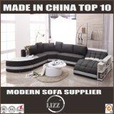 Sofa en cuir à la maison grand de modèles modernes de meubles