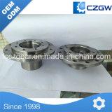 Engrenagem de verme de bronze de precisão e roda de verme de aço inoxidável