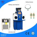 saldatore del laser dei monili di 200W YAG con l'alta qualità