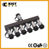Distribuidores hidráulicos do baixo preço do tipo de Kiet