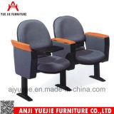Kirche-Stuhl für Verkauf mit Schreibens-Tisch Yj1012g