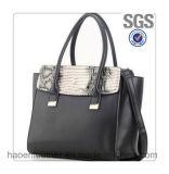 Signora di cuoio Fashion Handbag dell'unità di elaborazione dell'OEM del fornitore di Guangzhou
